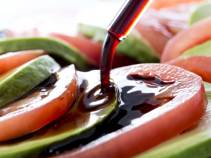 Pantry essentials - balsamic vinegar