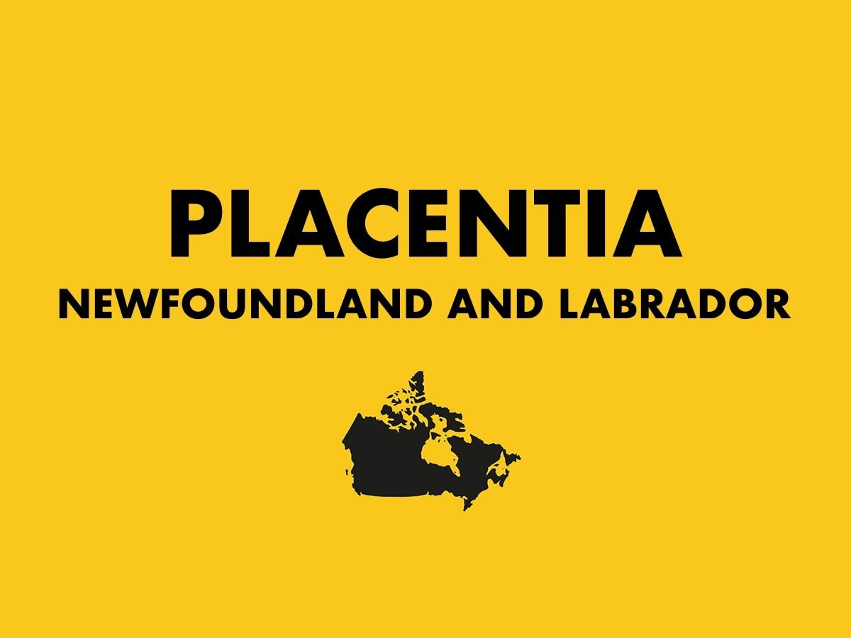 Placentia, Newfoundland and Labrador