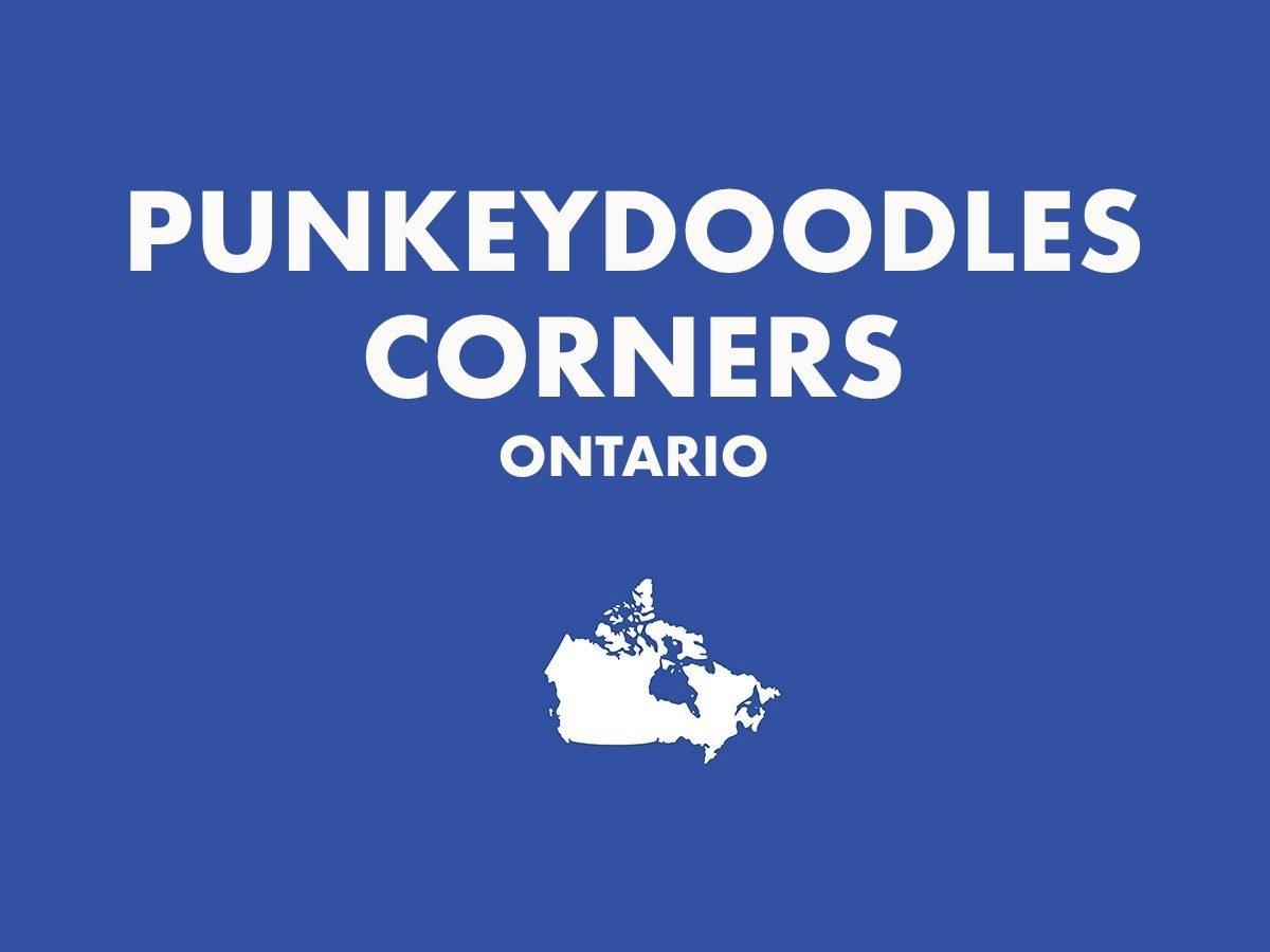 Punkeydoodles, Ontario