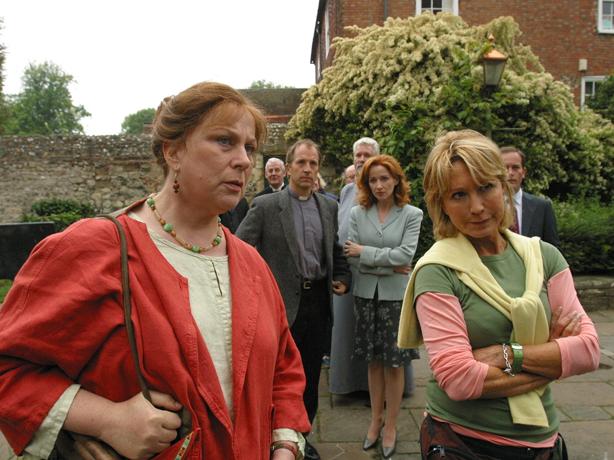 Rosemary and Thyme on BritBox