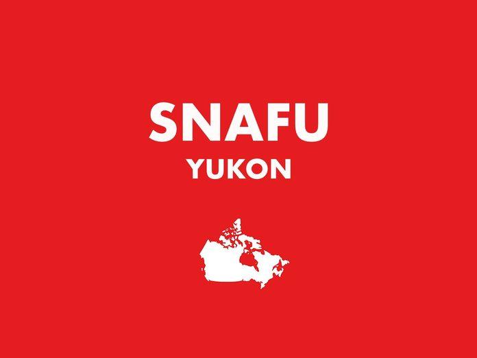 Snafu, Yukon