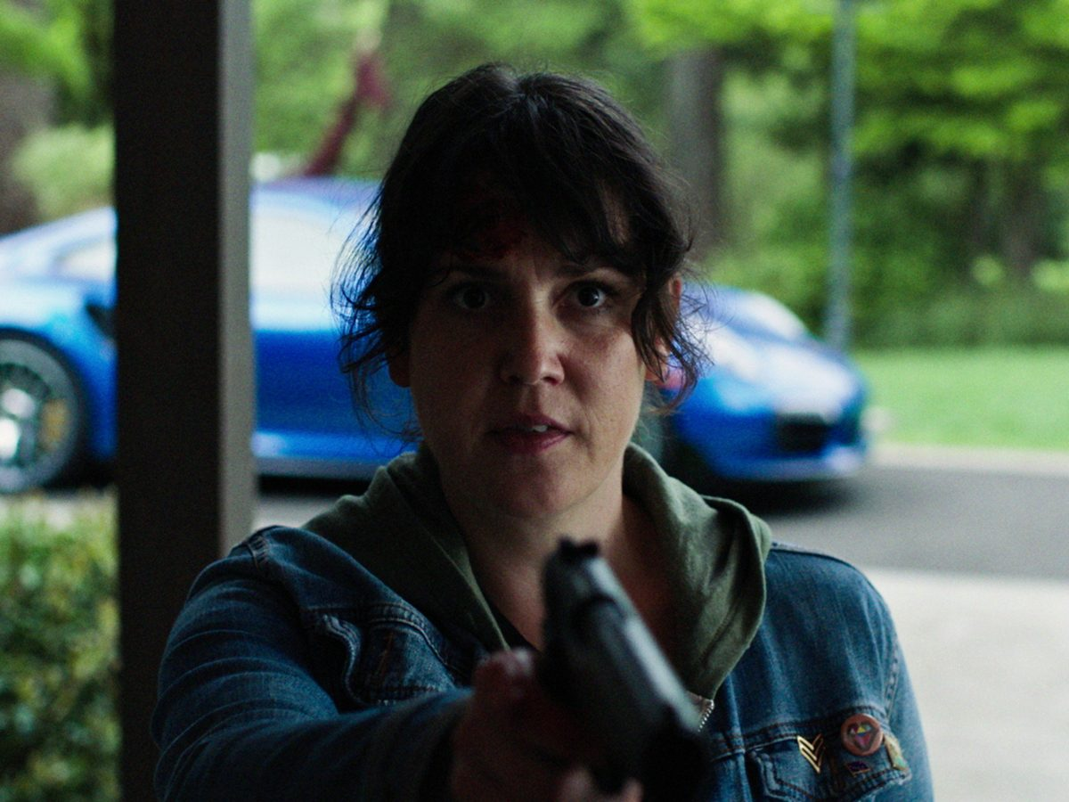 Melanie Lynskey in I Don't Feel at Home in This World Anymore