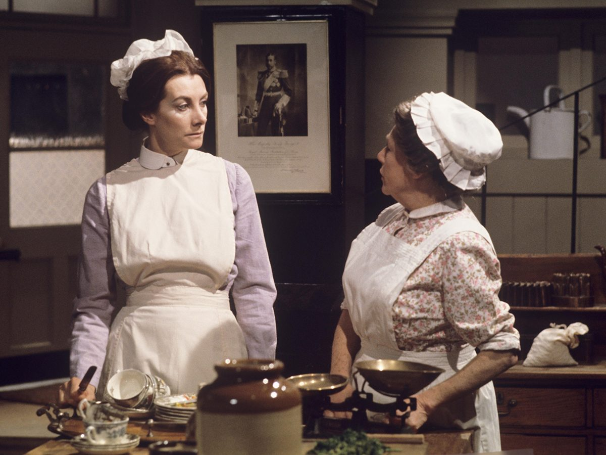 Upstairs Downstairs on BritBox
