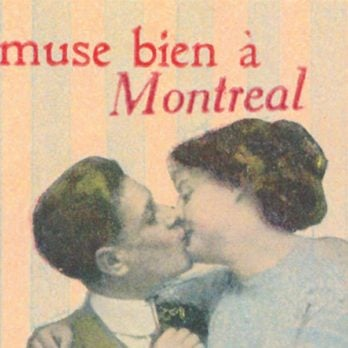 Check Out This Canadian's Vintage Postcard Collection!