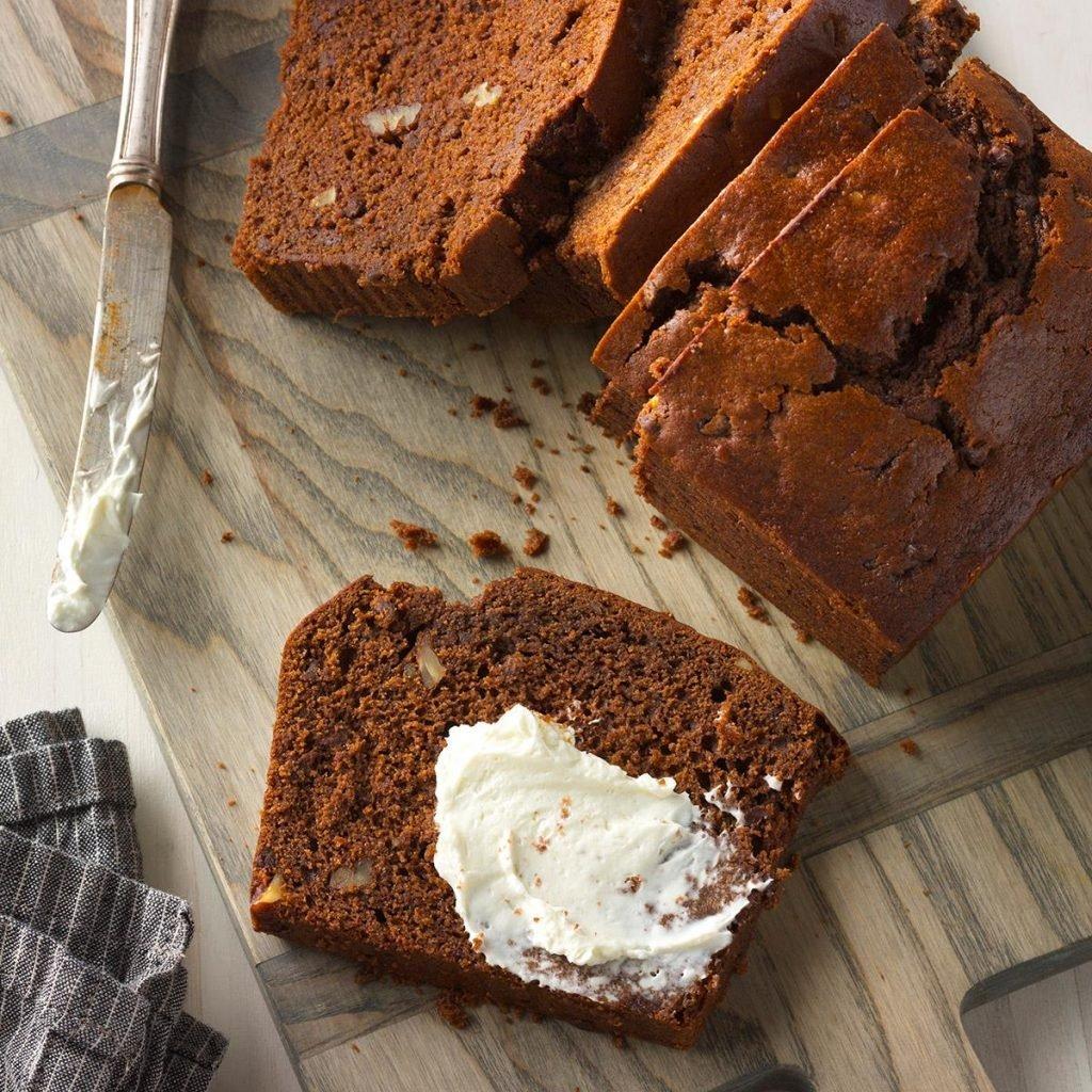 Chocolate quick bread recipe