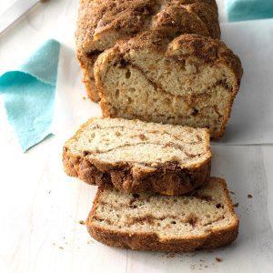 Swirl Cinnamon Bread