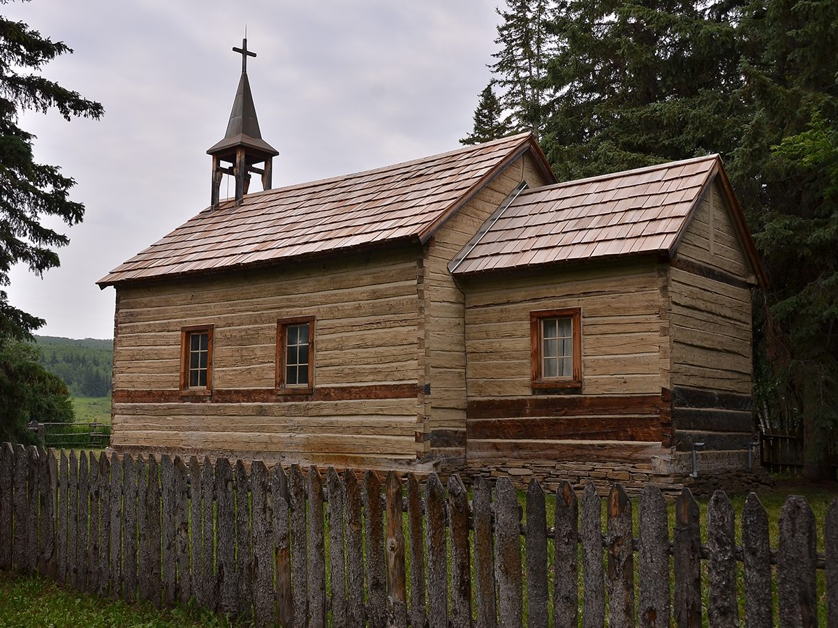 Canadian history - Historical Dunvegan