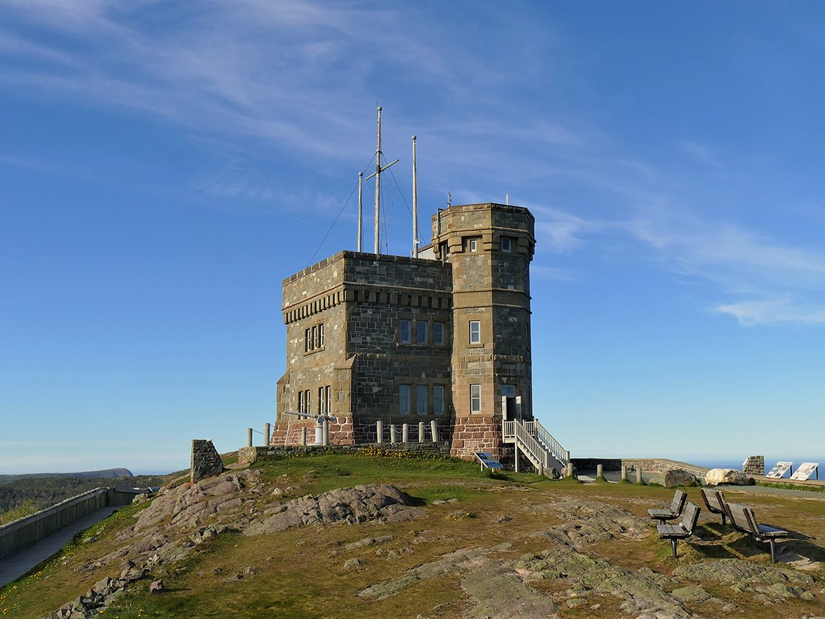 Canadian history - Signal Hill