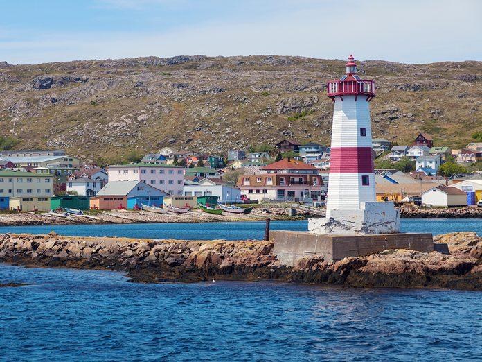 East Coast Canada - Saint-Pierre and Miquelon