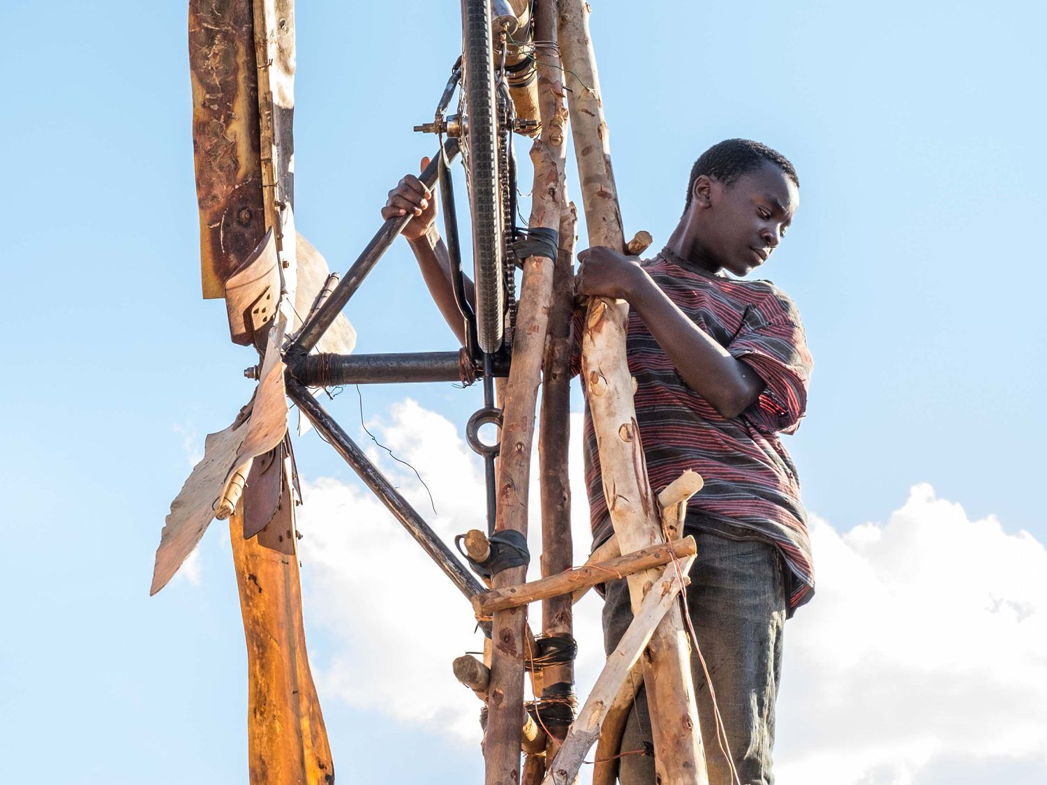 The Boy Who Harnessed the Wind on Netflix Canada
