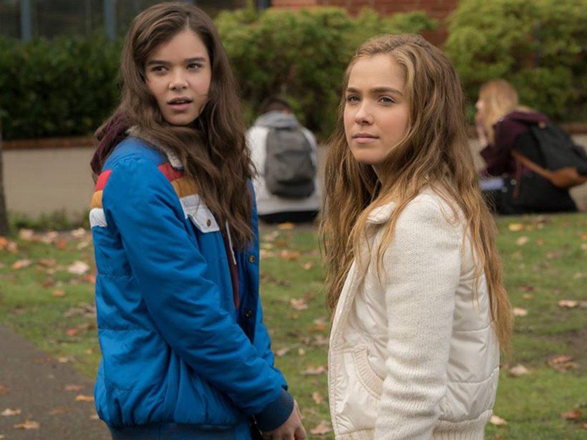 The Edge of Seventeen on Netflix Canada