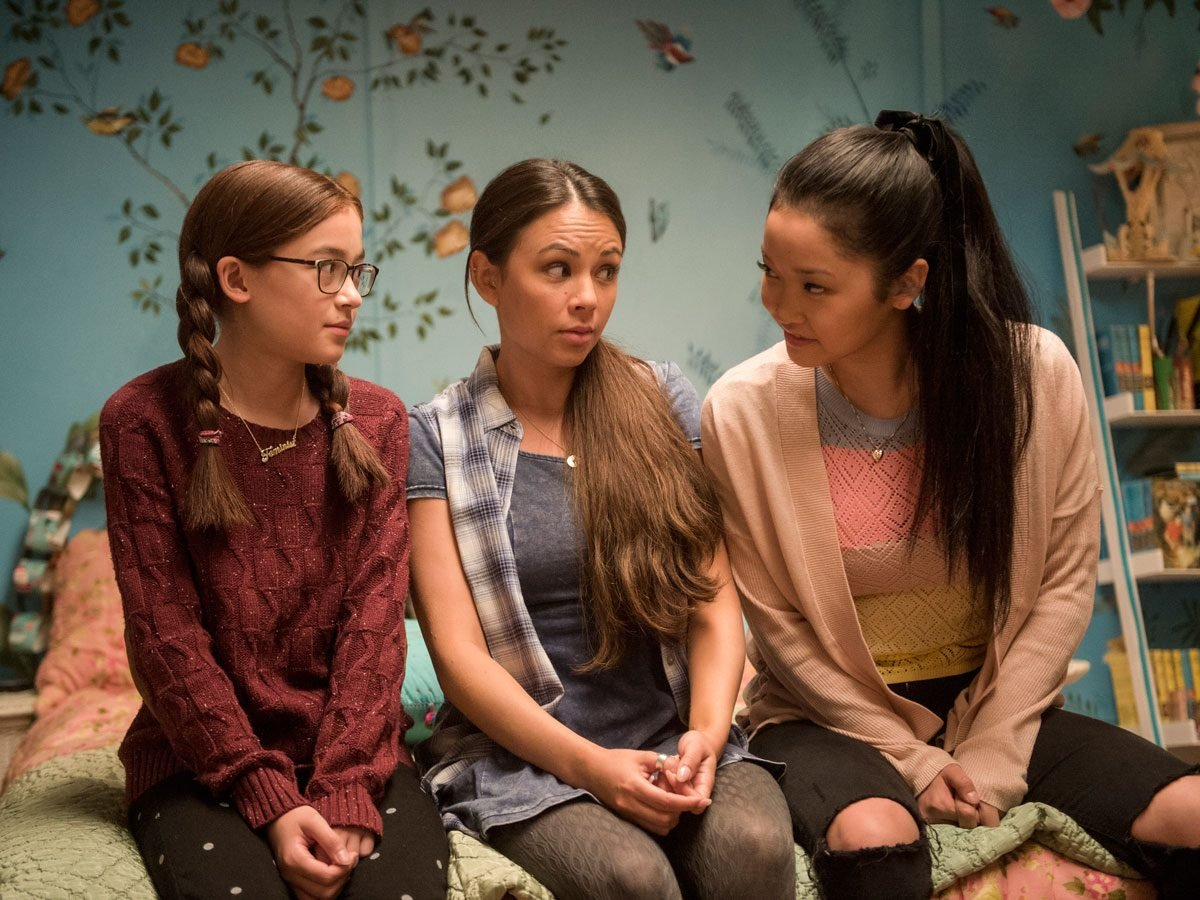 To All the Boys I've Loved Before on Netflix Canada