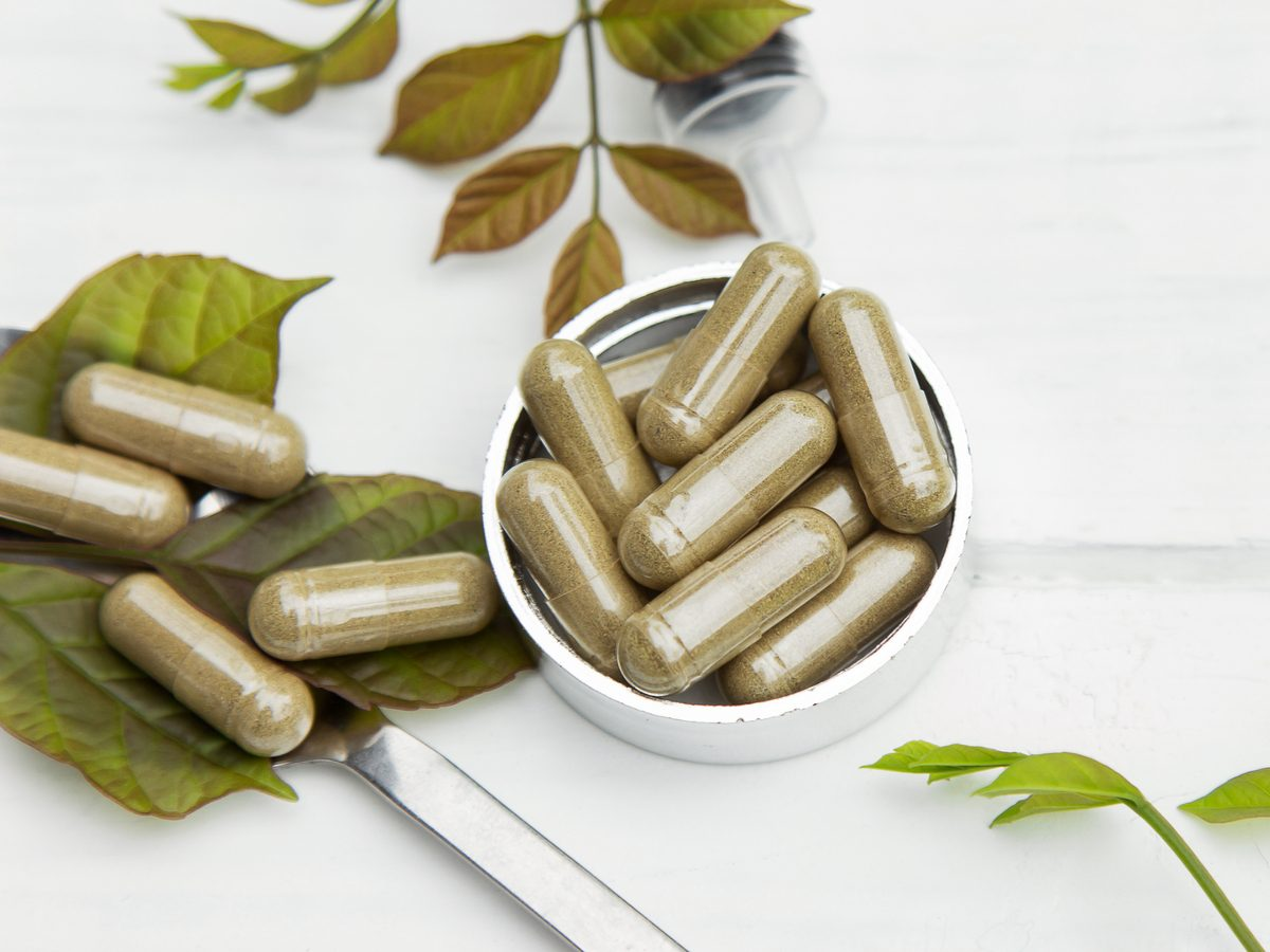 Herbal supplements/capsules