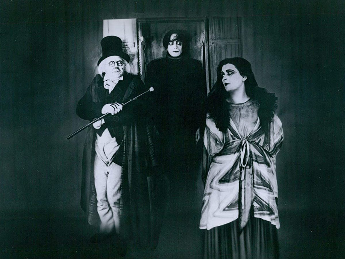 The Cabinet of Dr. Caligari on Amazon Prime Video