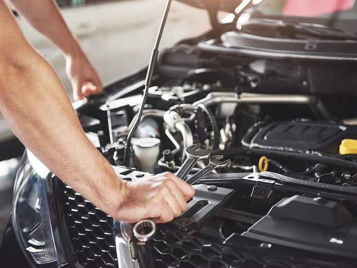20 Car Mechanic Tools You Need in Your Garage | Reader's Digest