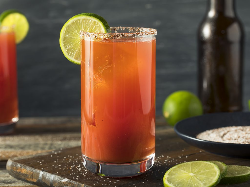 Michelada recipe - Nickel 9 Distillery