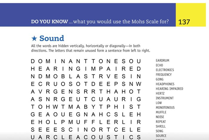 sound word search preview