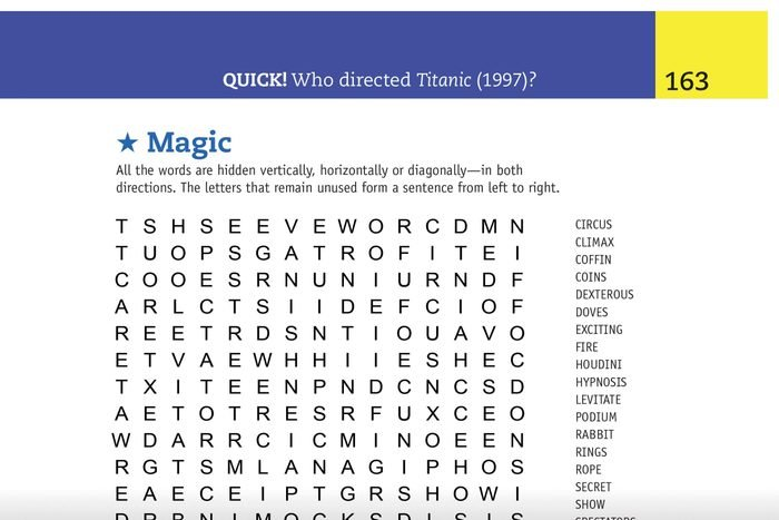 magic word search preview