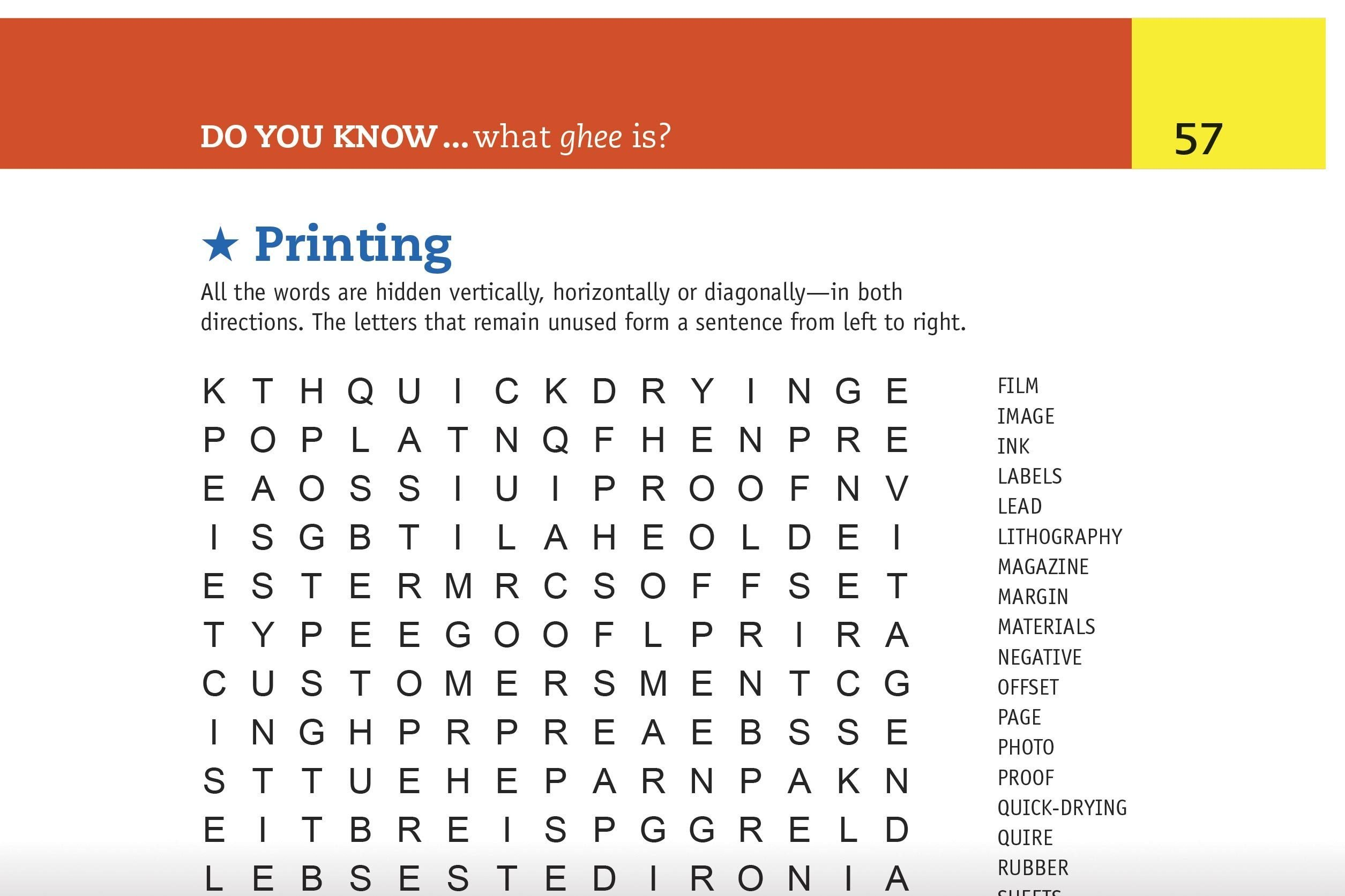 printing word search preview