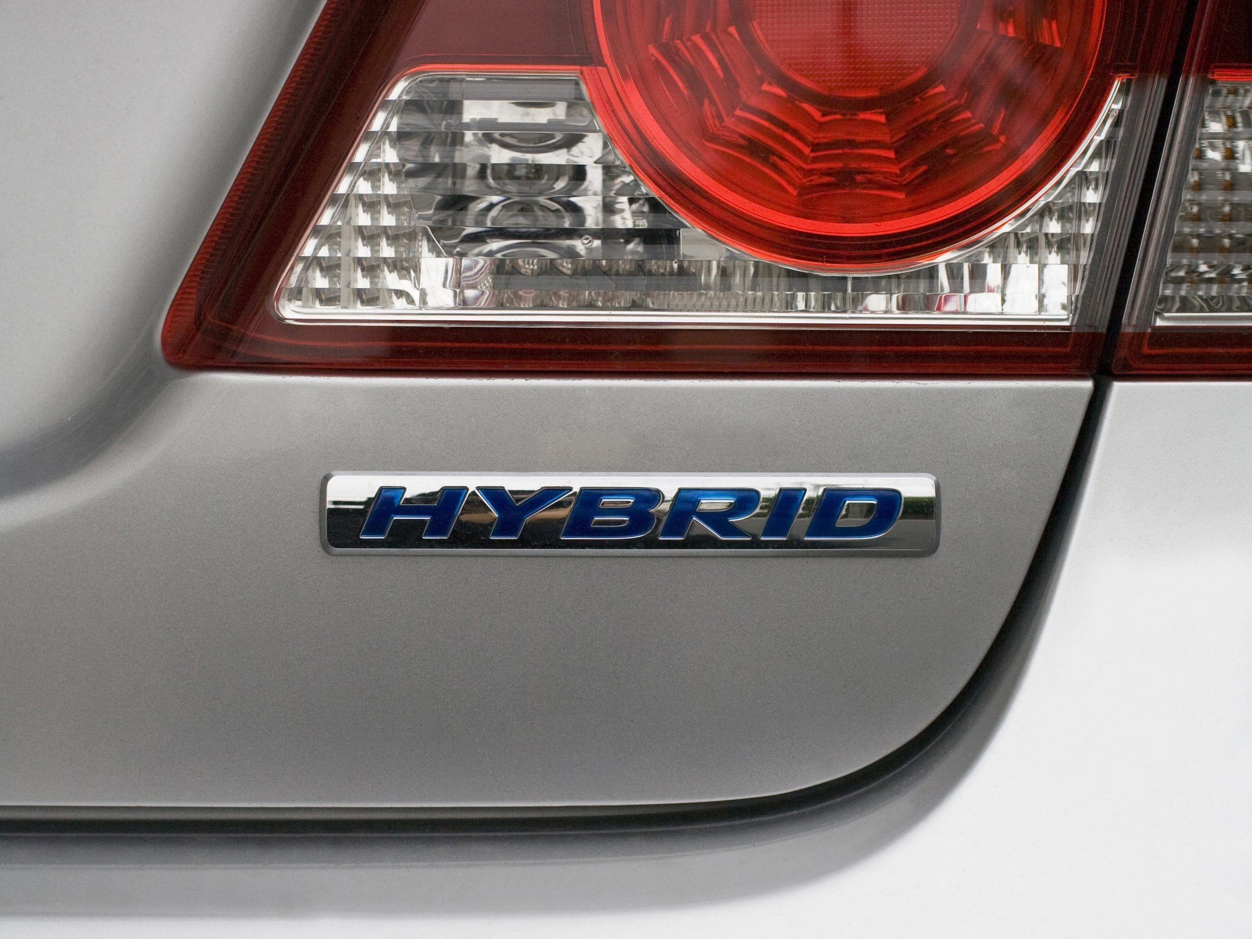 The problem with hybrid cars
