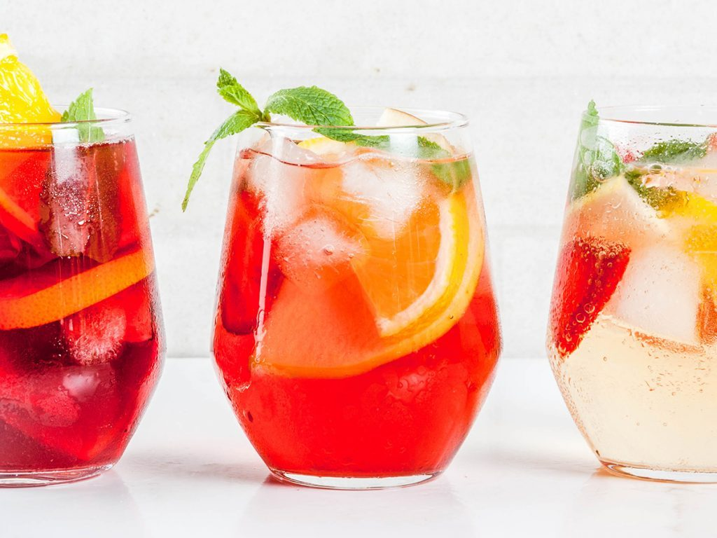 Sangria recipe - Nickel 9 Distillery