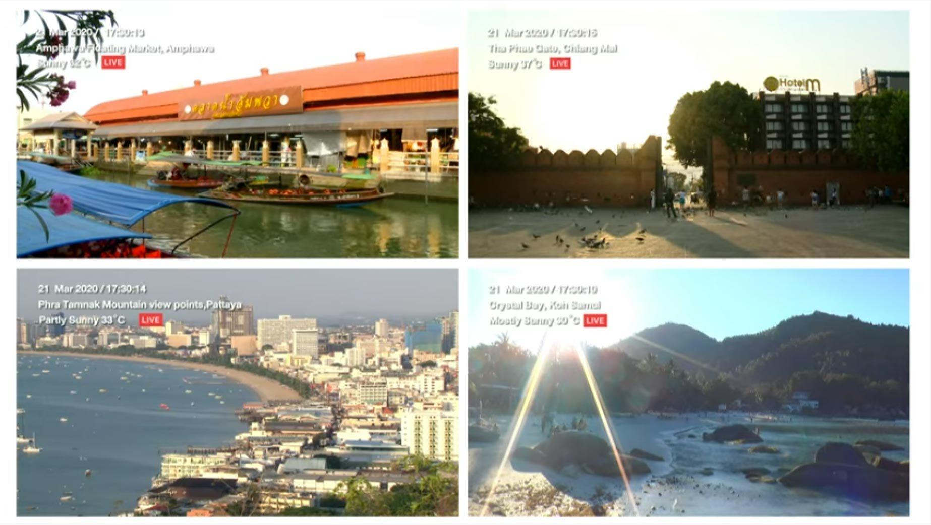 thailand webcams