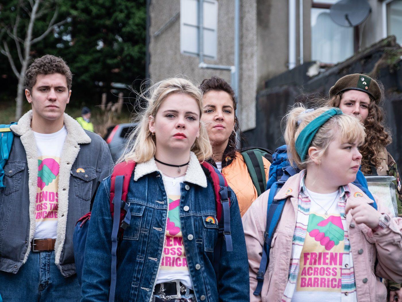 Derry Girls on Netflix Canada