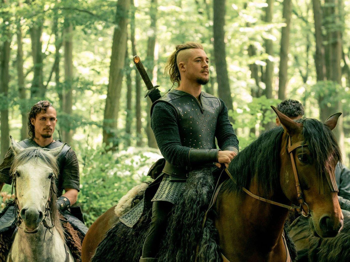 The Last Kingdom on Netflix Canada