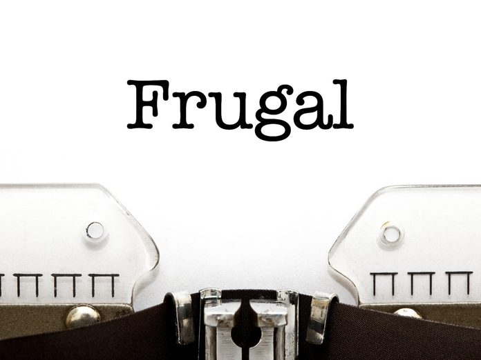 Adjectives: Frugal
