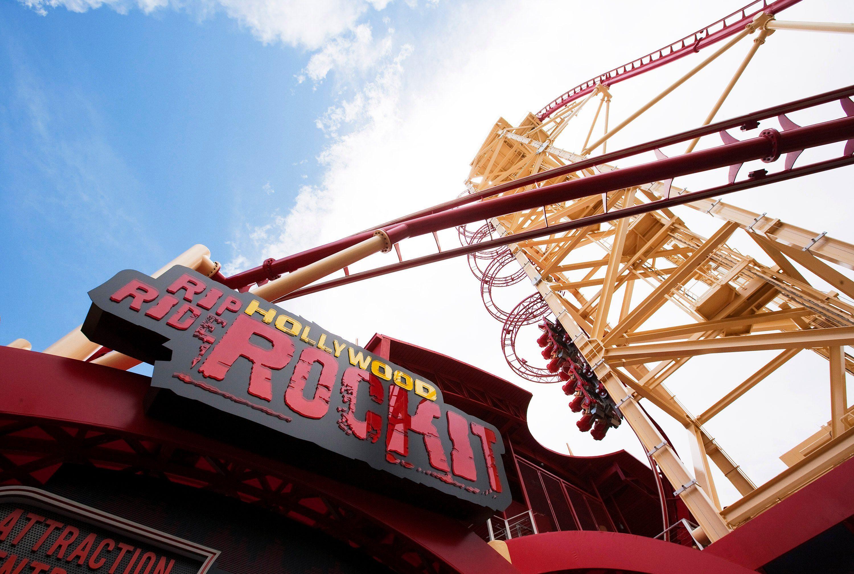 hollywood rip ride rockit universal studios