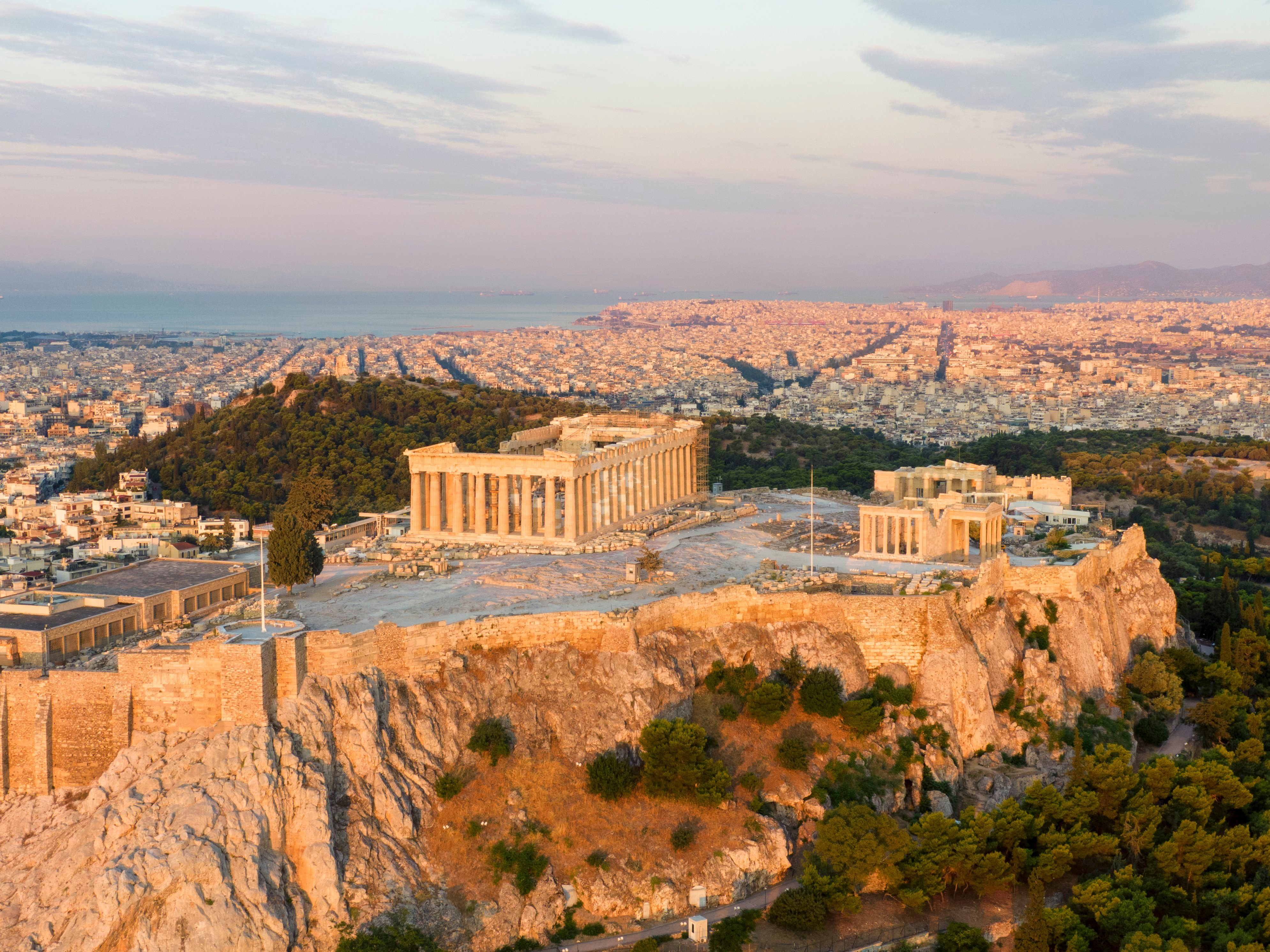 Greece, The Parthenon
