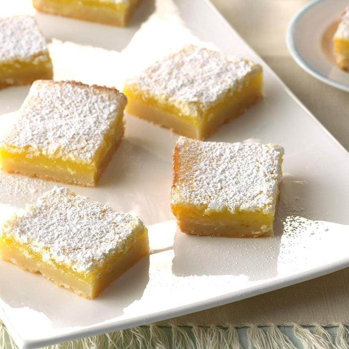 Lemon Lime Bars