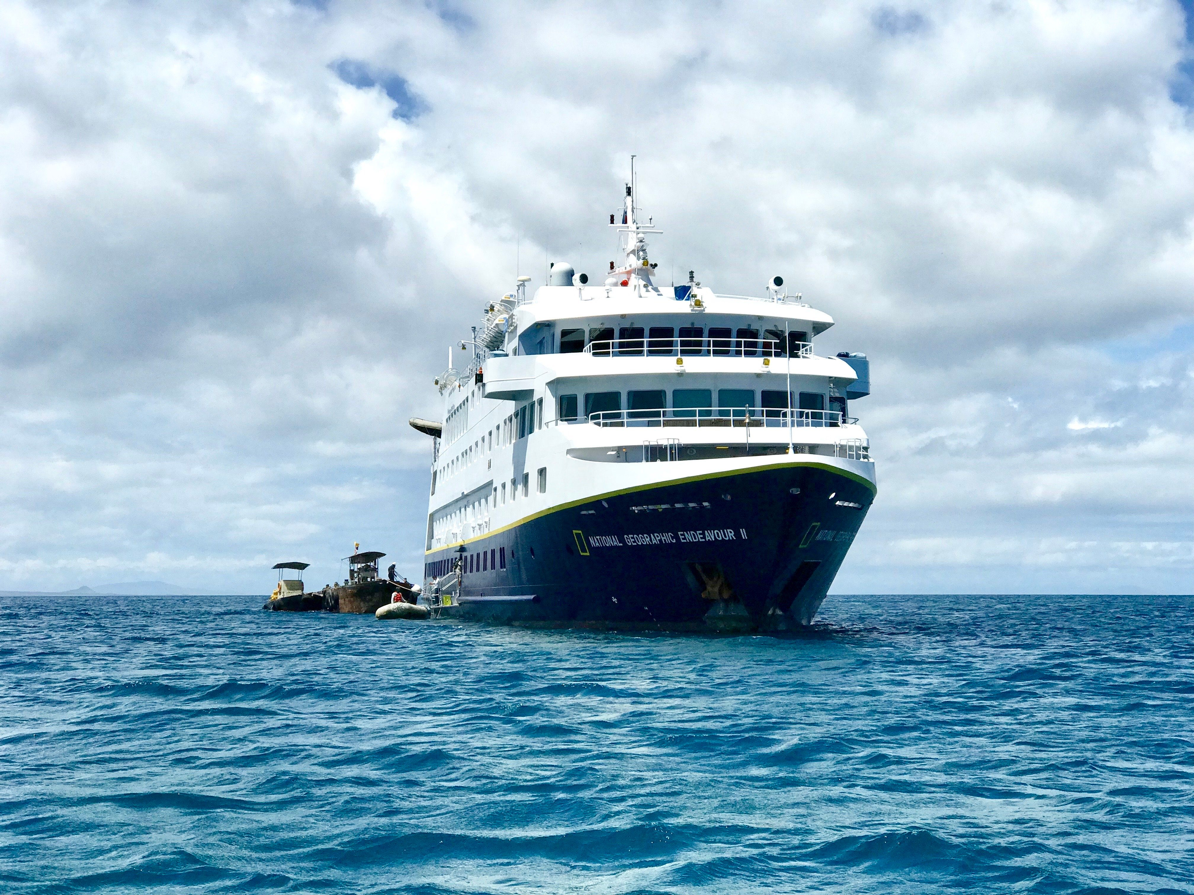 linbald cruise travel