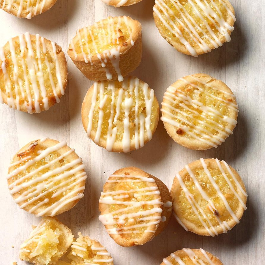 Pineapple Coconut Desserts