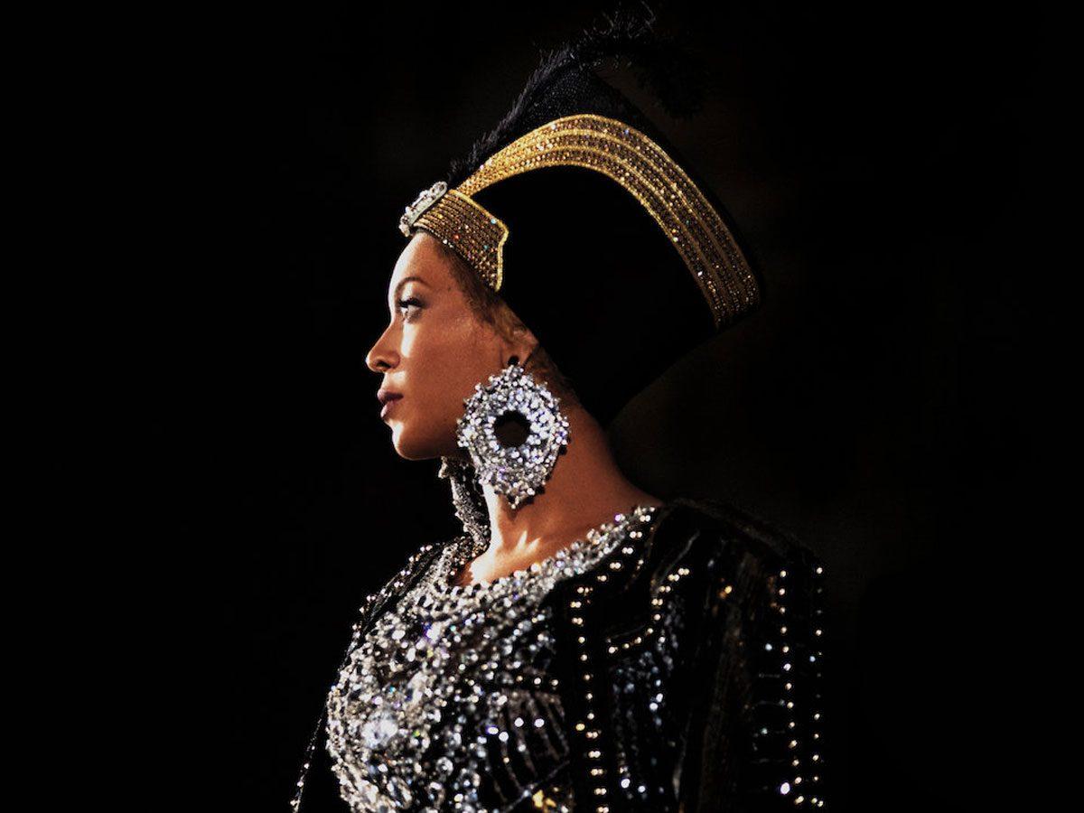 Concert films: Beyoncé Knowles at the 2018 Coachella Music Festival