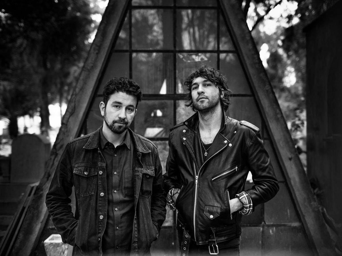 Concert films: Vancouver band Japandroids