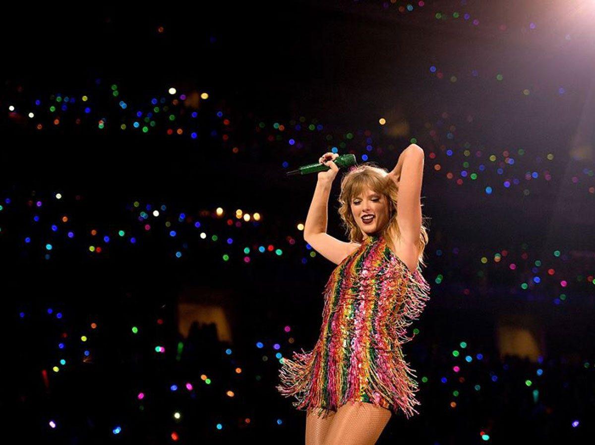 Concert films: Taylor Swift's Reputation Stadium Tour