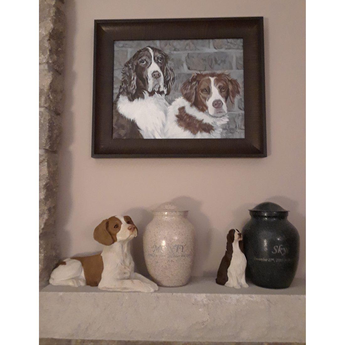 Dog shelfie