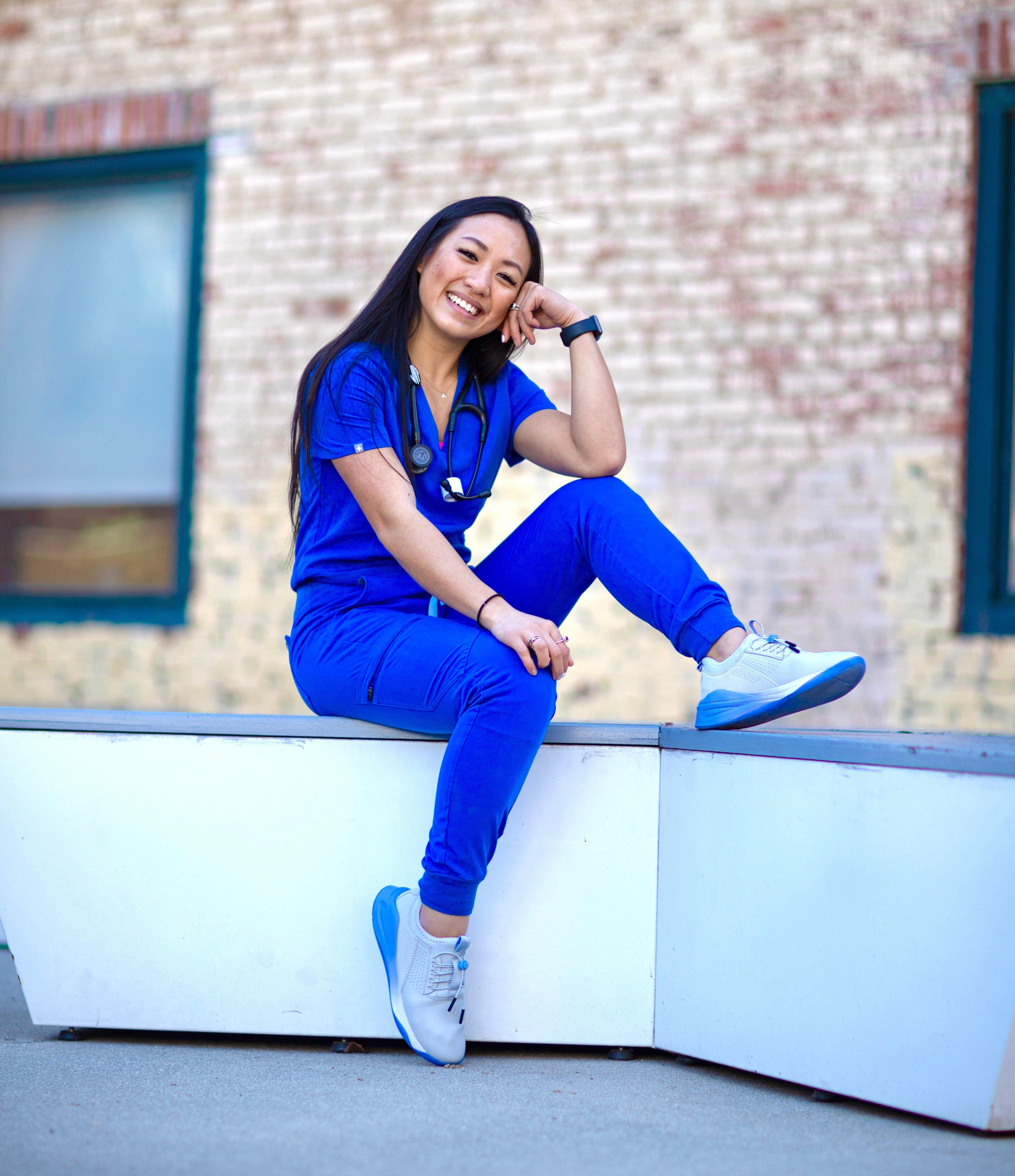nurse positivity covid19