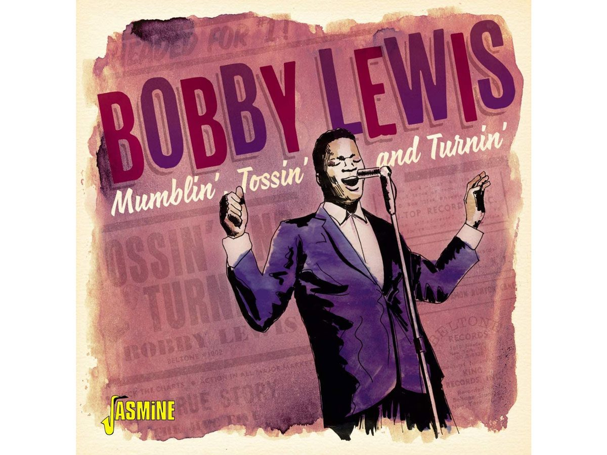 Most popular song: Bobby Lewis