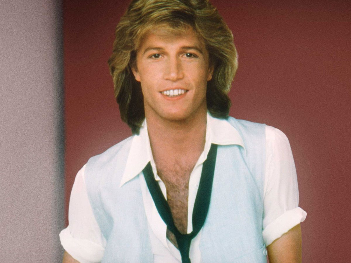 Most popular song: Andy Gibb