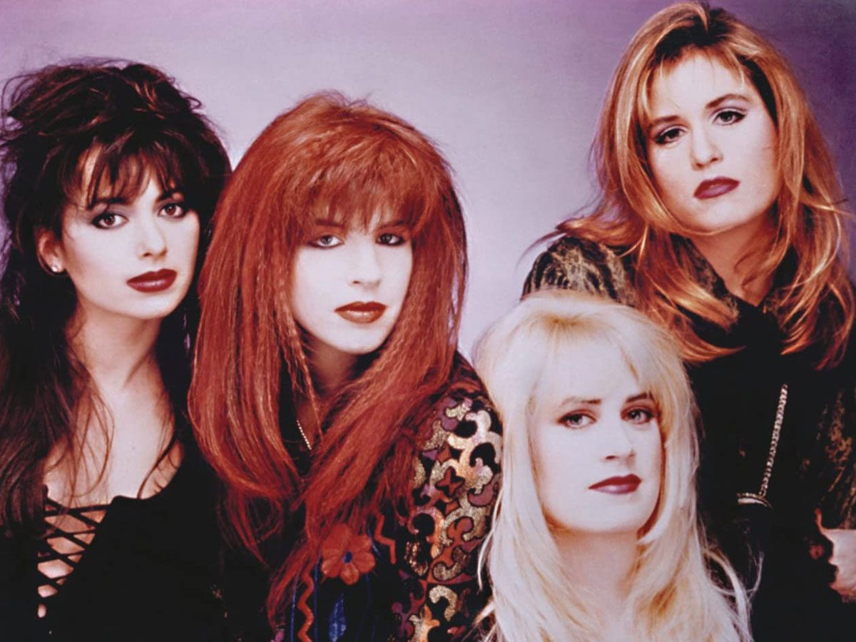Most popular song: The Bangles