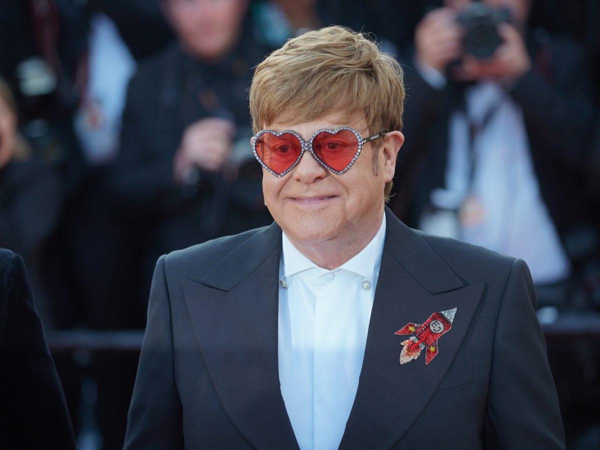 Most popular song: Elton John