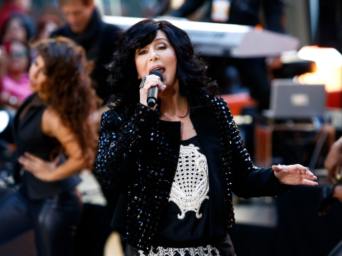 Most popular song: Cher