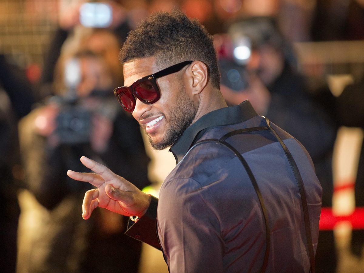 Most popular song: Usher Raymond