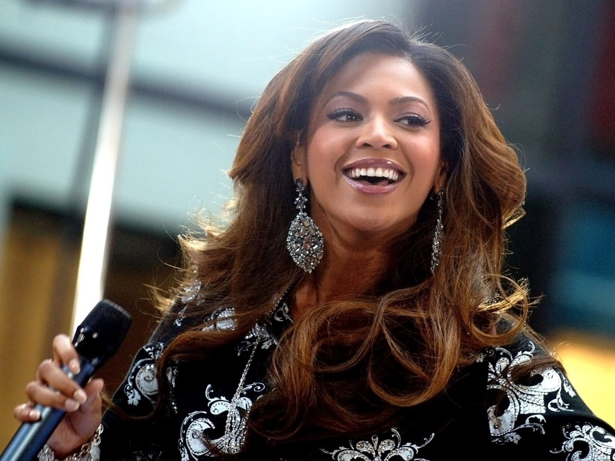 Most popular song: Beyonce
