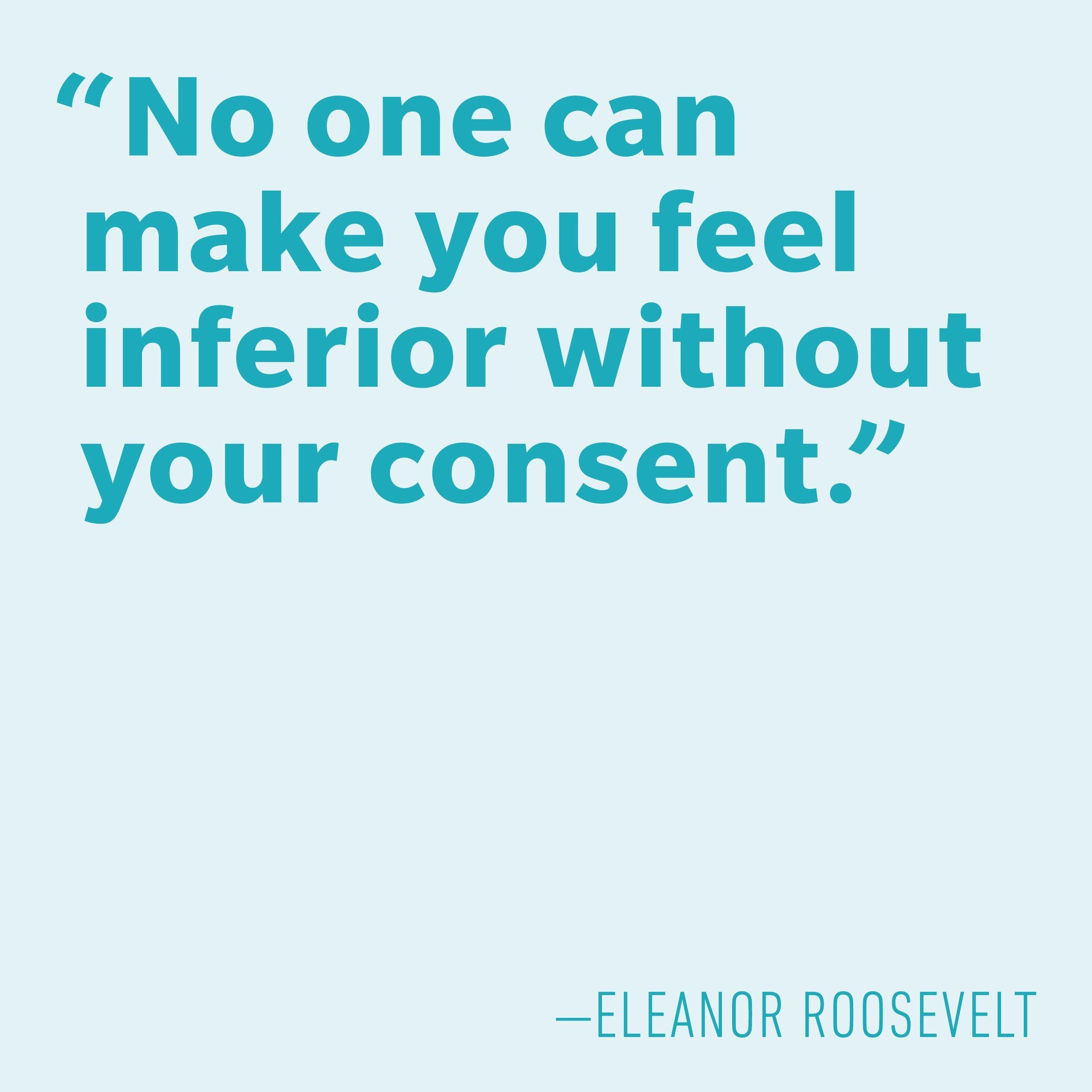 Motivational quotes - Eleanor Roosevelt