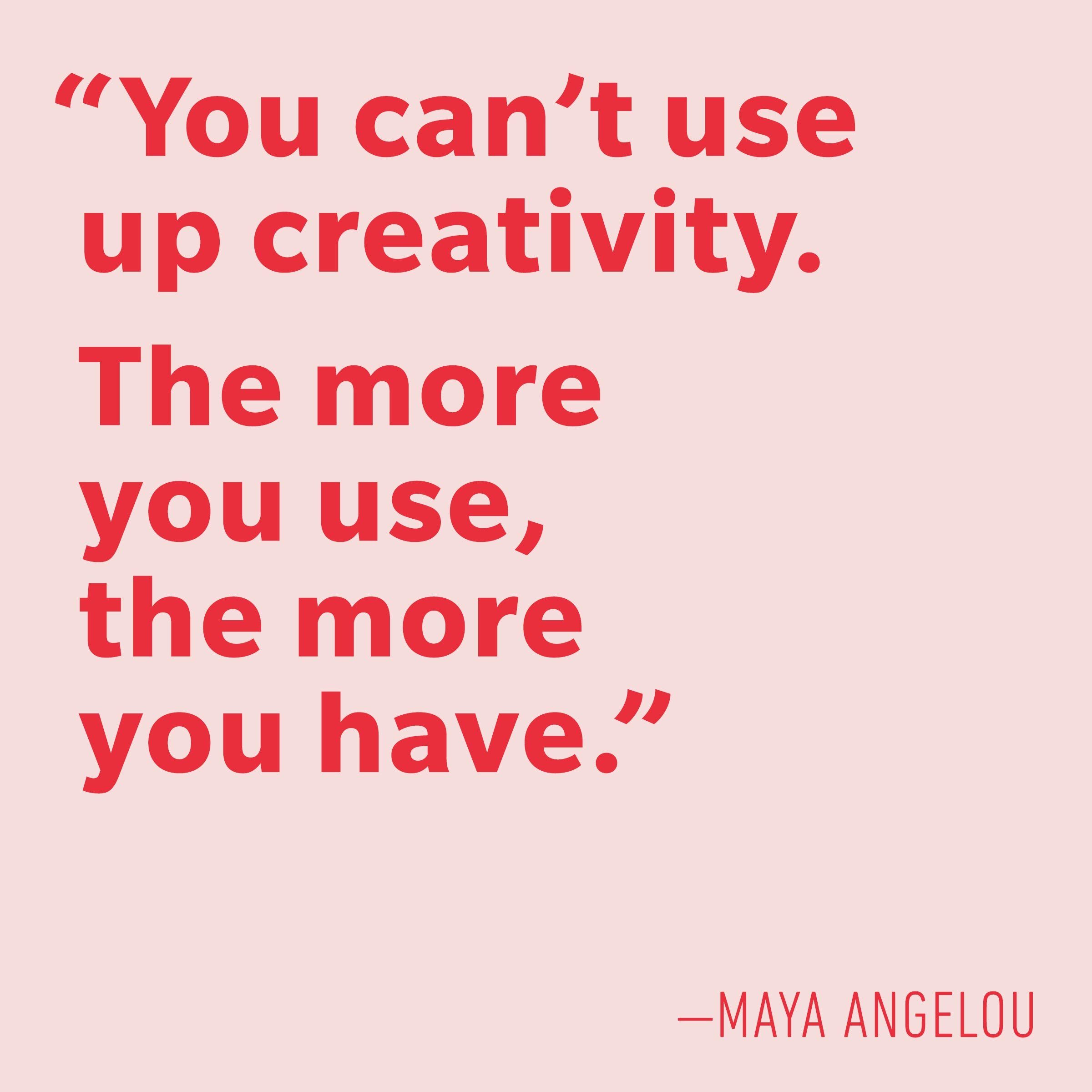 Motivational quotes - Maya Angelou