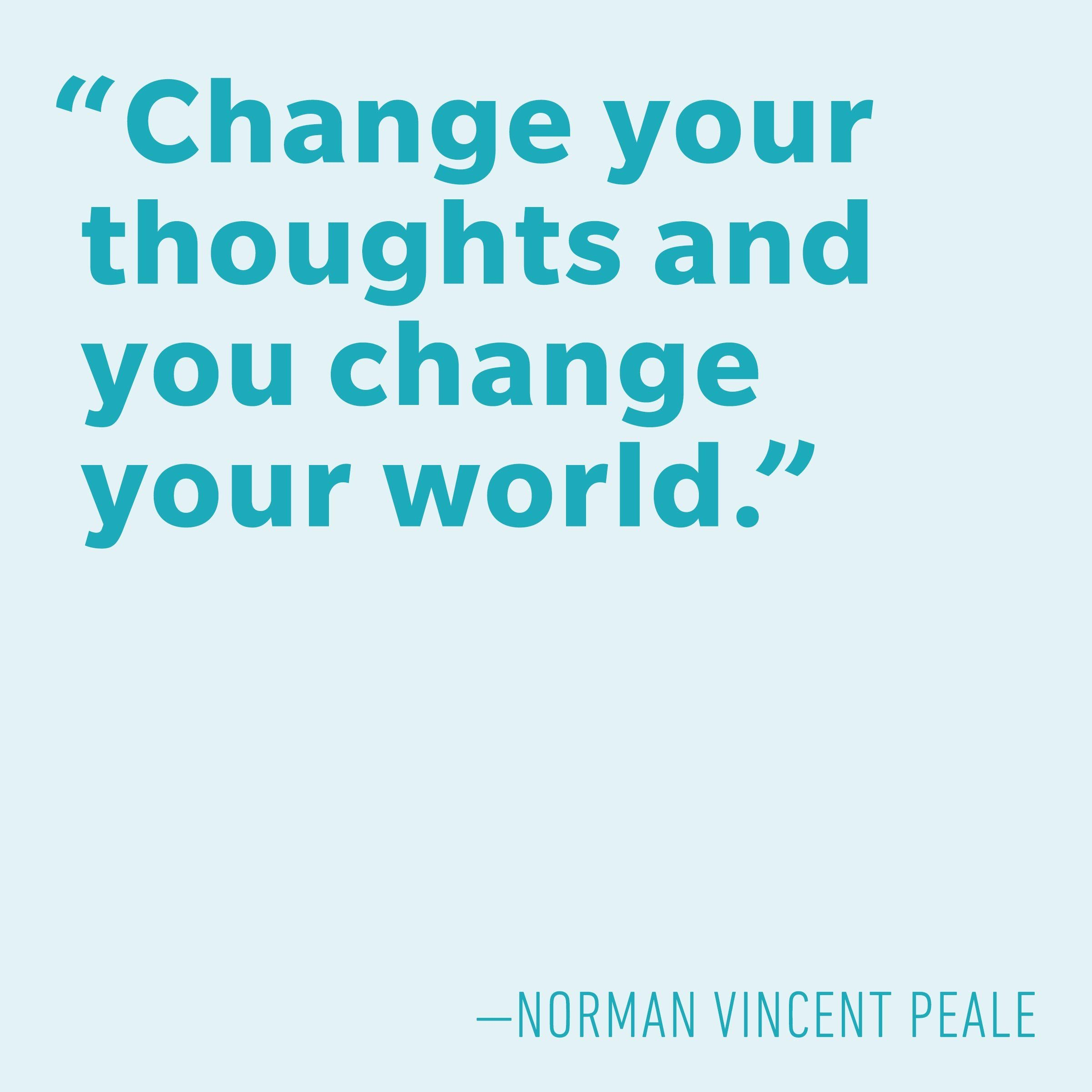 Motivational quotes - Norman Vincent Peale