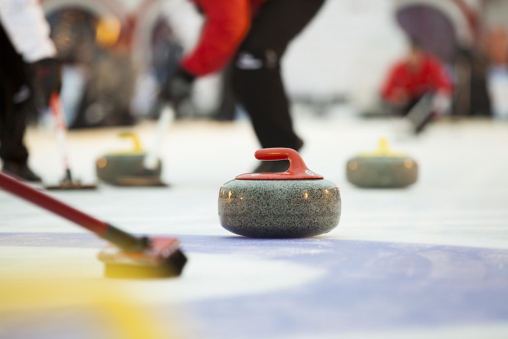 Real Canadian Heroes- heart attack curling rink